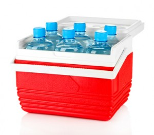 Fassungsvolumen guter Kühlboxen