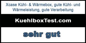 Xcase-Kuehlbox-Testergebnis